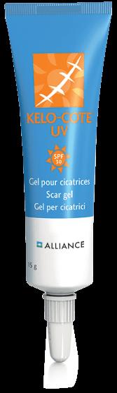 KELO-COTE<sup>®</sup> Scar Gel UV product Image